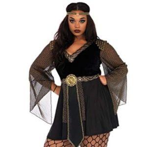 Women's Size 1X/2X Glamazon Warrior Costume